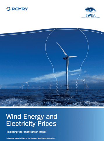 Wind Energy and Electricity Prices