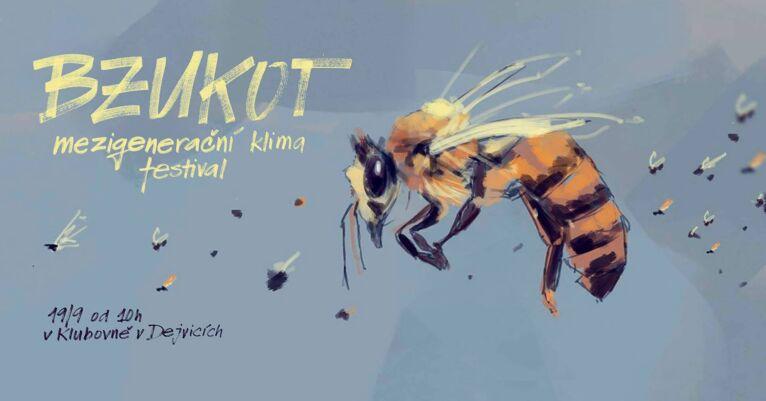 Bzukot - mezigenerační klima festival